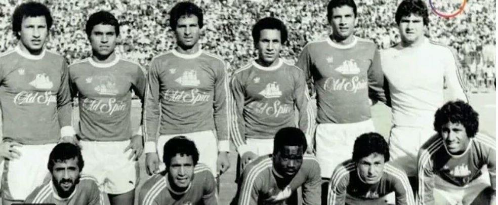 عباس مع فريق الاهلي