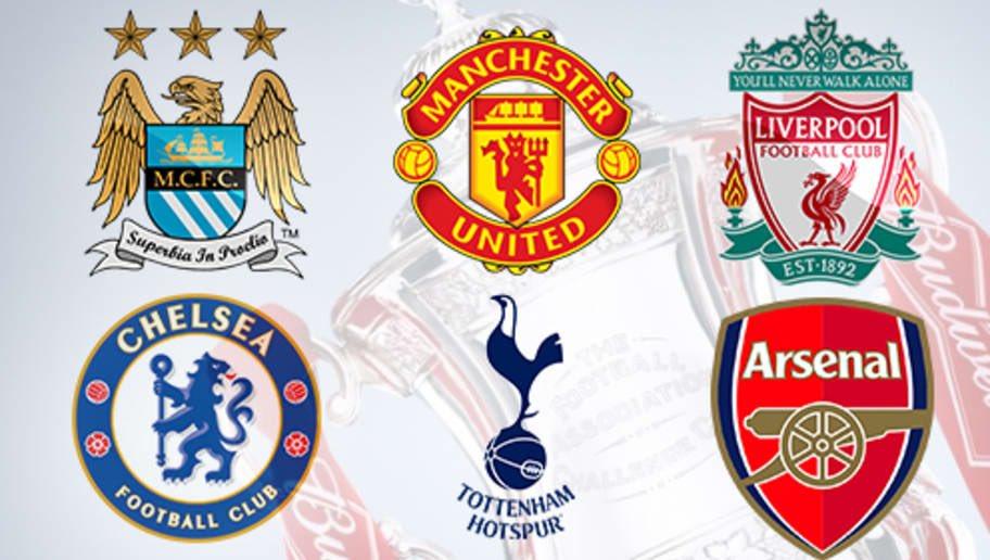 6 فرق انجليزية