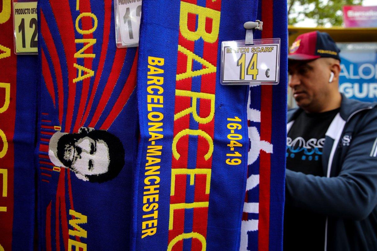 جماهير برشلونة ومانشستر يونايتد (3)