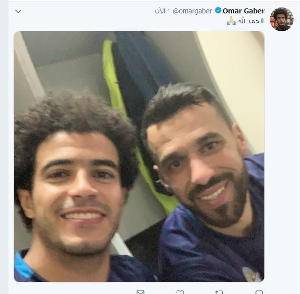 عمر جابر وعبد الله السعيد