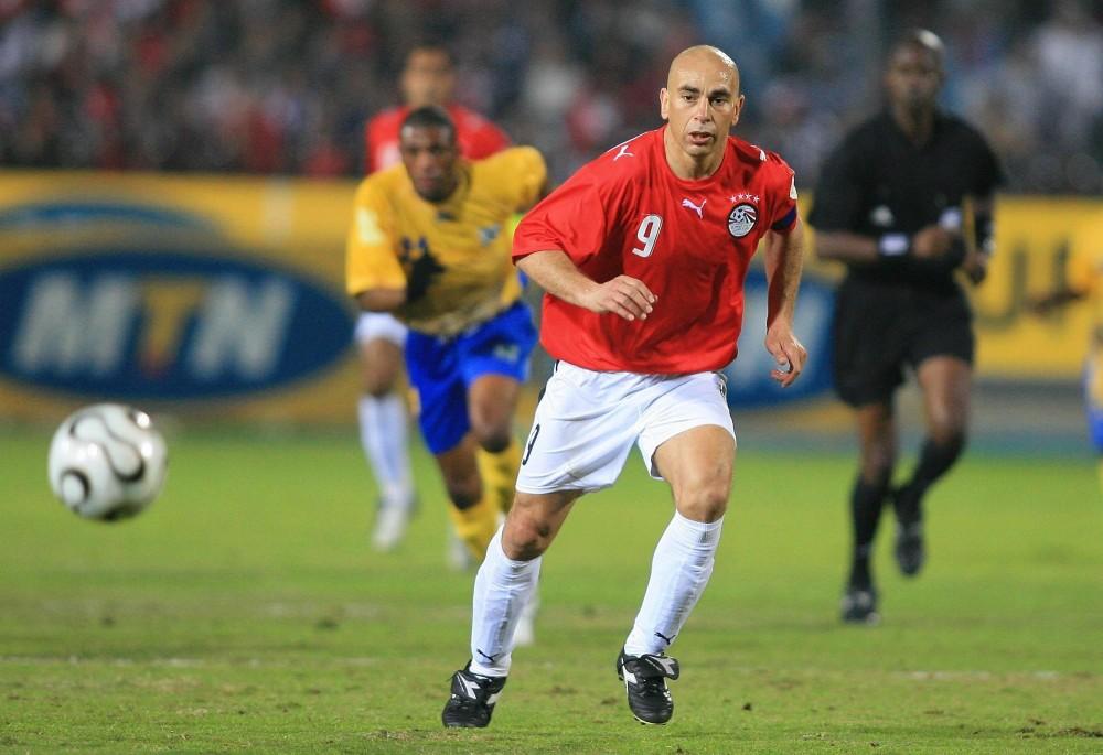حسام حسن في بطولة 2006