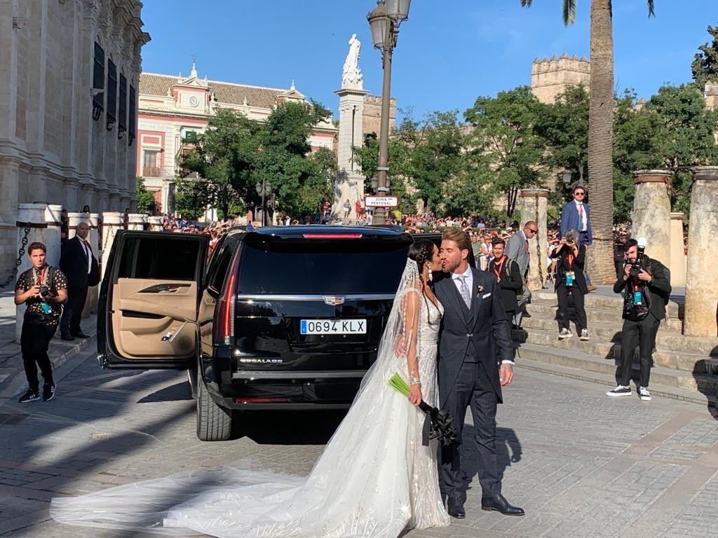 حفل زفاف راموس (4)