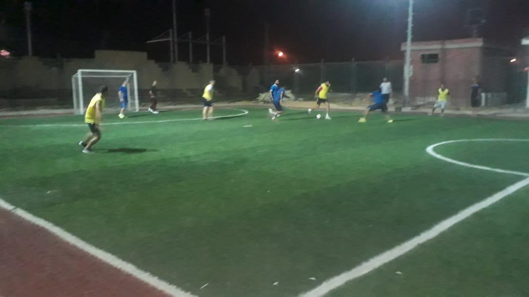 منتخب السويس وإعلامى تونس (2)
