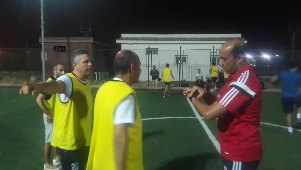 منتخب السويس وإعلامى تونس (4)