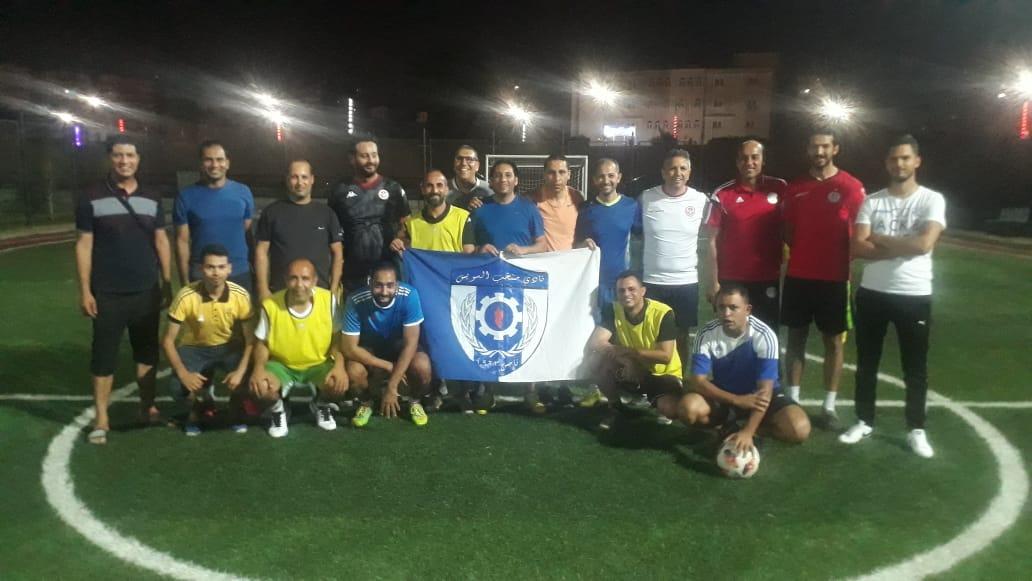 منتخب السويس وإعلامى تونس (7)