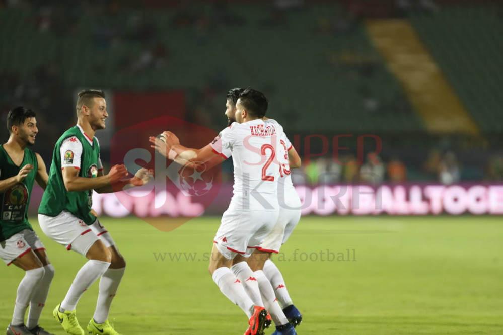 فرحه لاعبى منتخب تونس الفوز على مدغشقر (10)