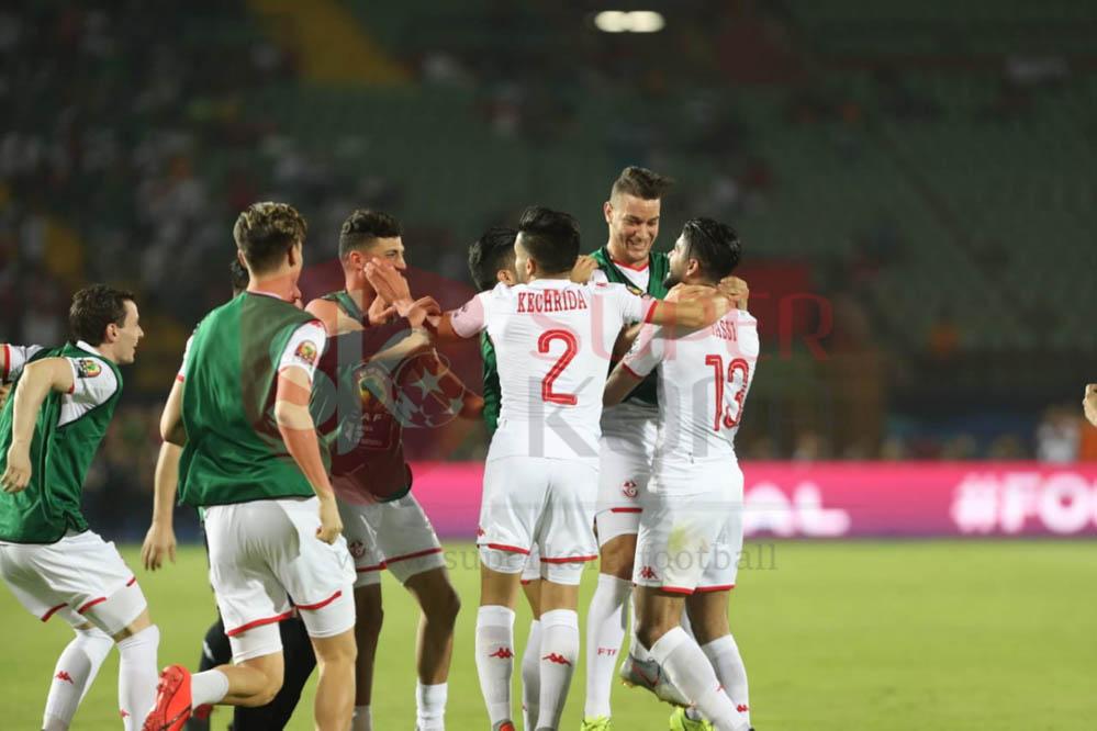 فرحه لاعبى منتخب تونس الفوز على مدغشقر (13)