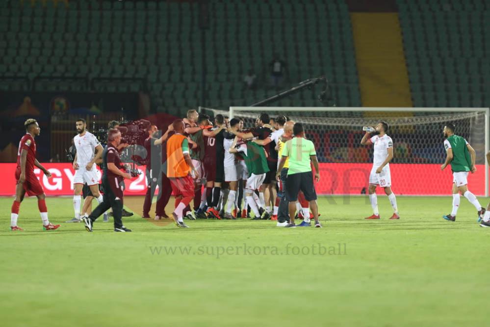 فرحه لاعبى منتخب تونس الفوز على مدغشقر (26)