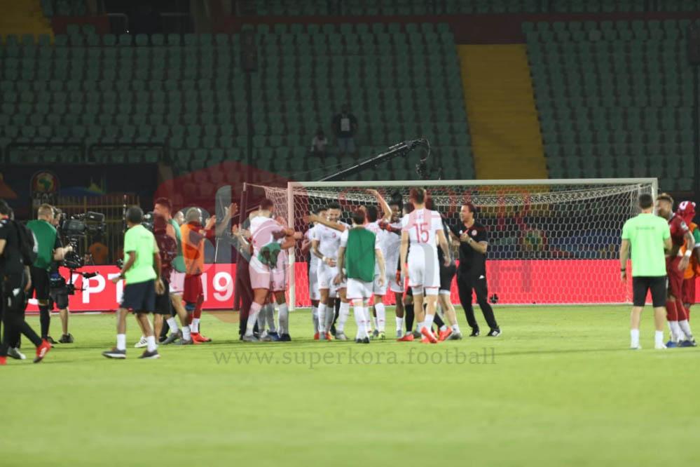 فرحه لاعبى منتخب تونس الفوز على مدغشقر (25)