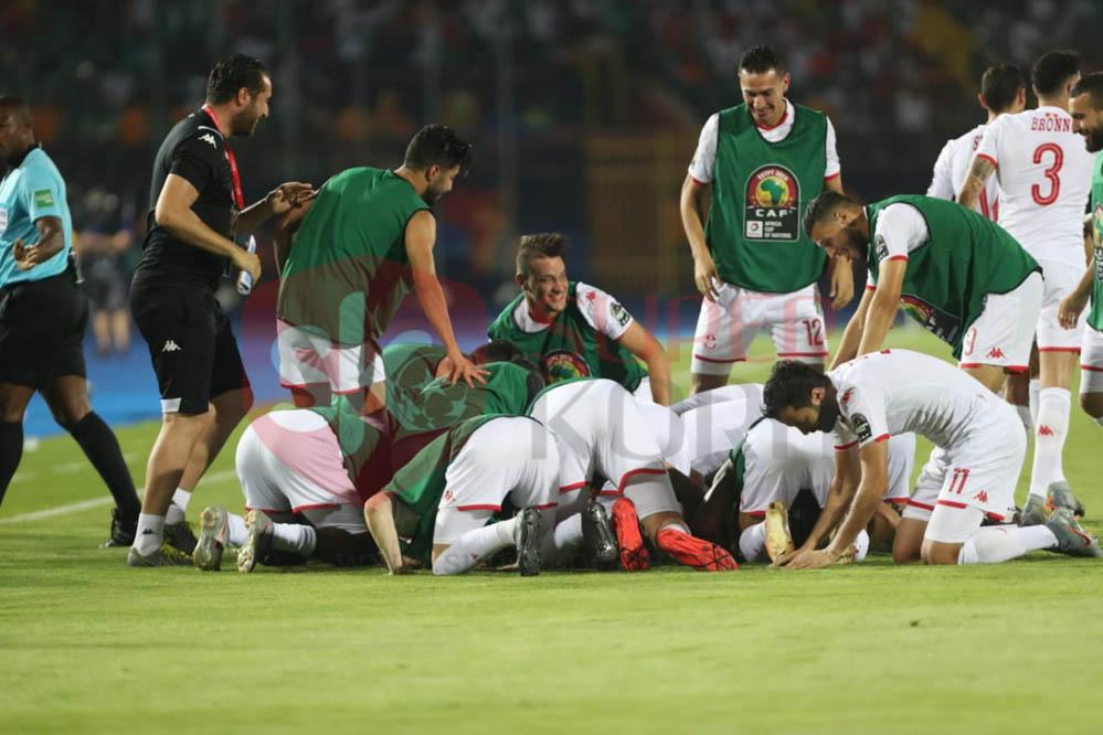فرحه لاعبى منتخب تونس الفوز على مدغشقر (19)