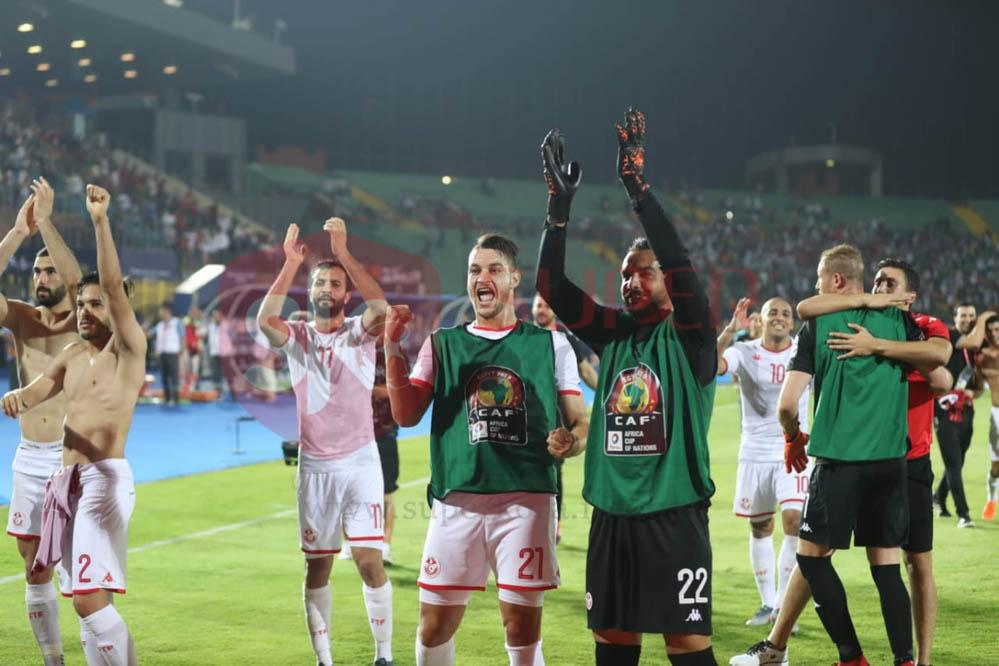 فرحه لاعبى منتخب تونس الفوز على مدغشقر (33)