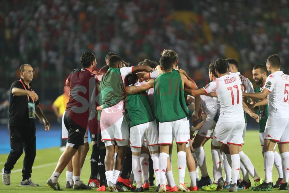 فرحه لاعبى منتخب تونس الفوز على مدغشقر (16)