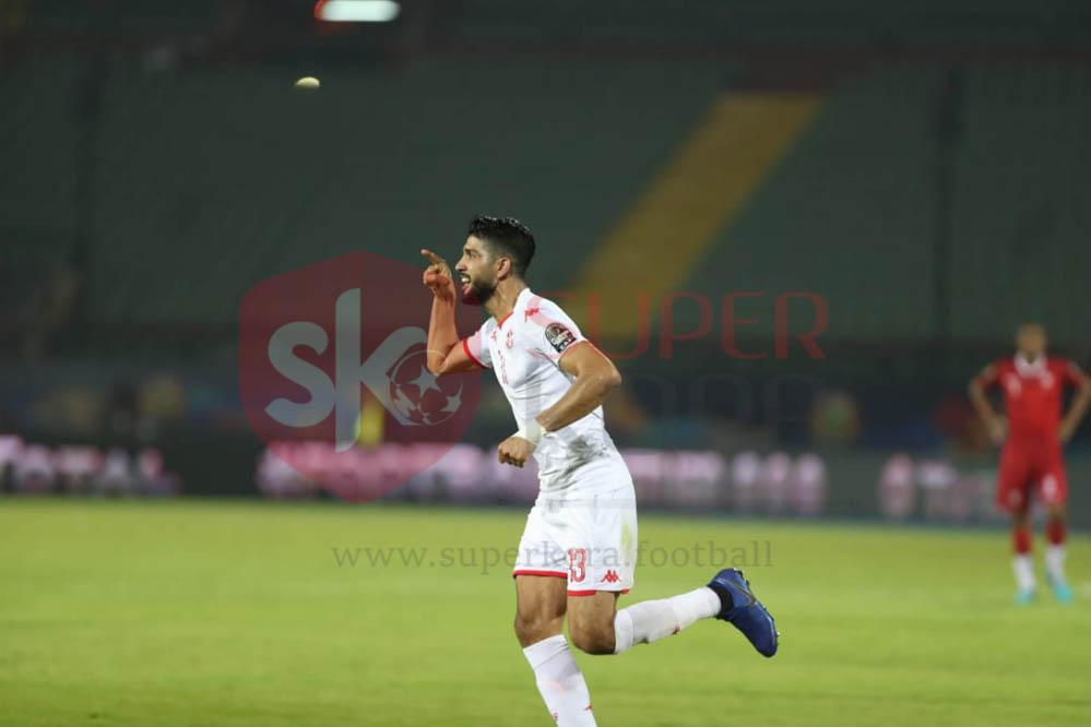 فرحه لاعبى منتخب تونس الفوز على مدغشقر (3)