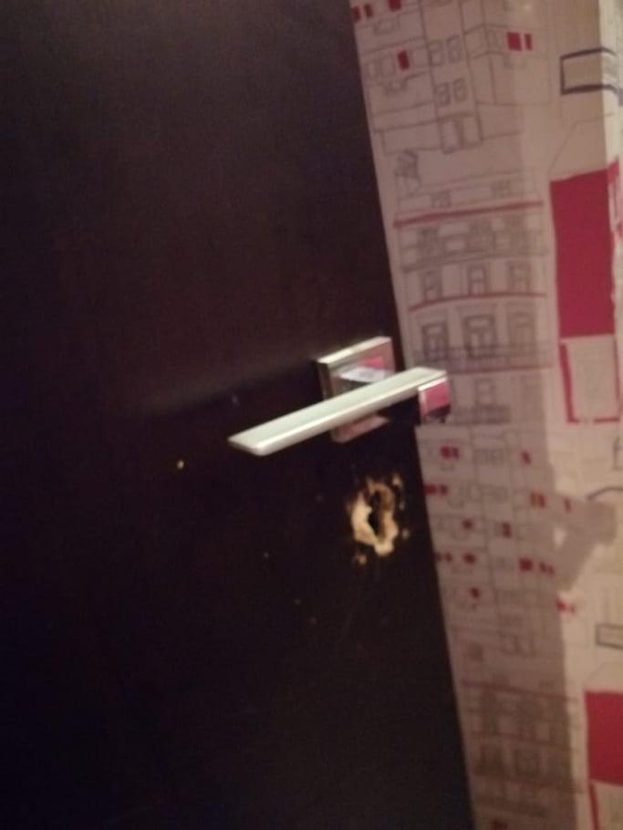 سرقة شقة شادى محمد (7)