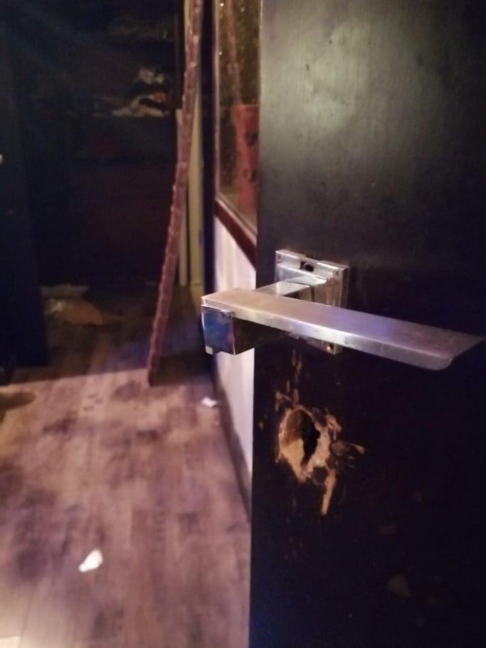 سرقة شقة شادى محمد (3)