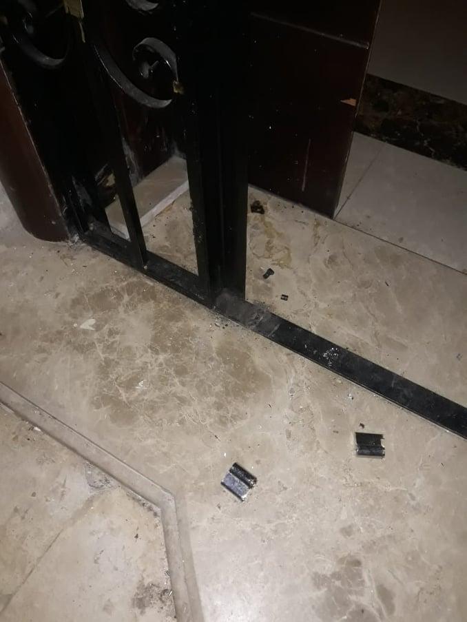 سرقة شقة شادى محمد (8)