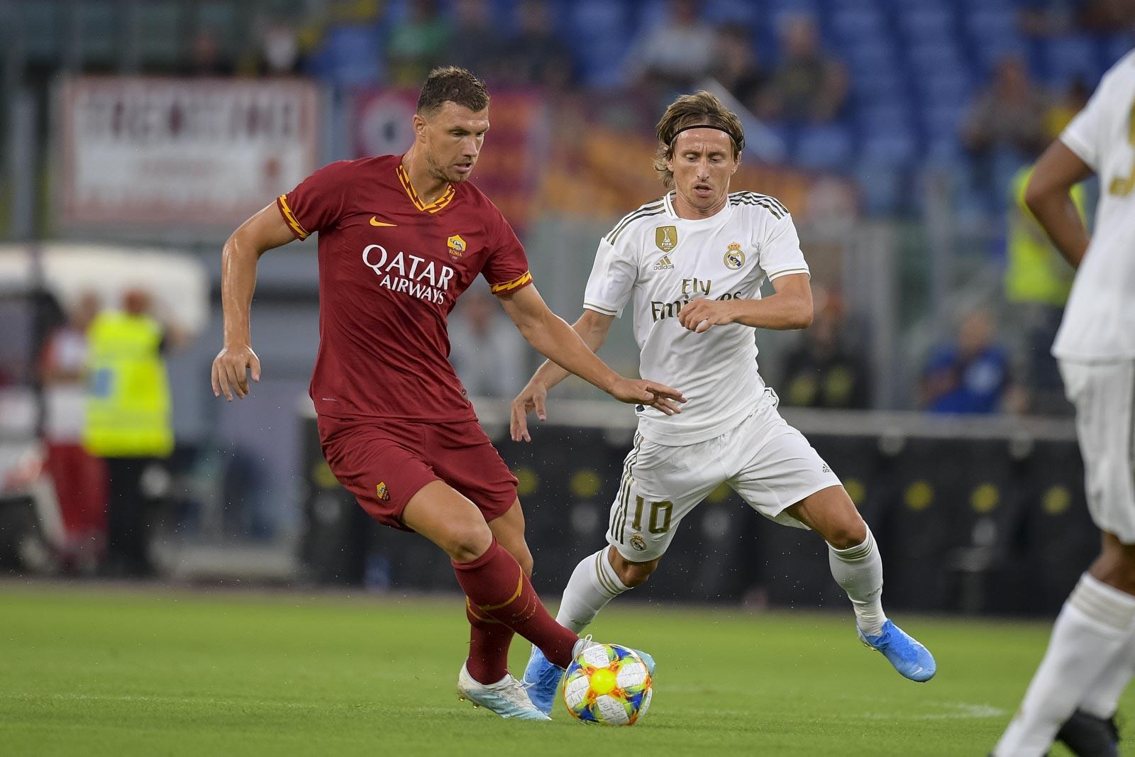 روما وريال مدريد (1)