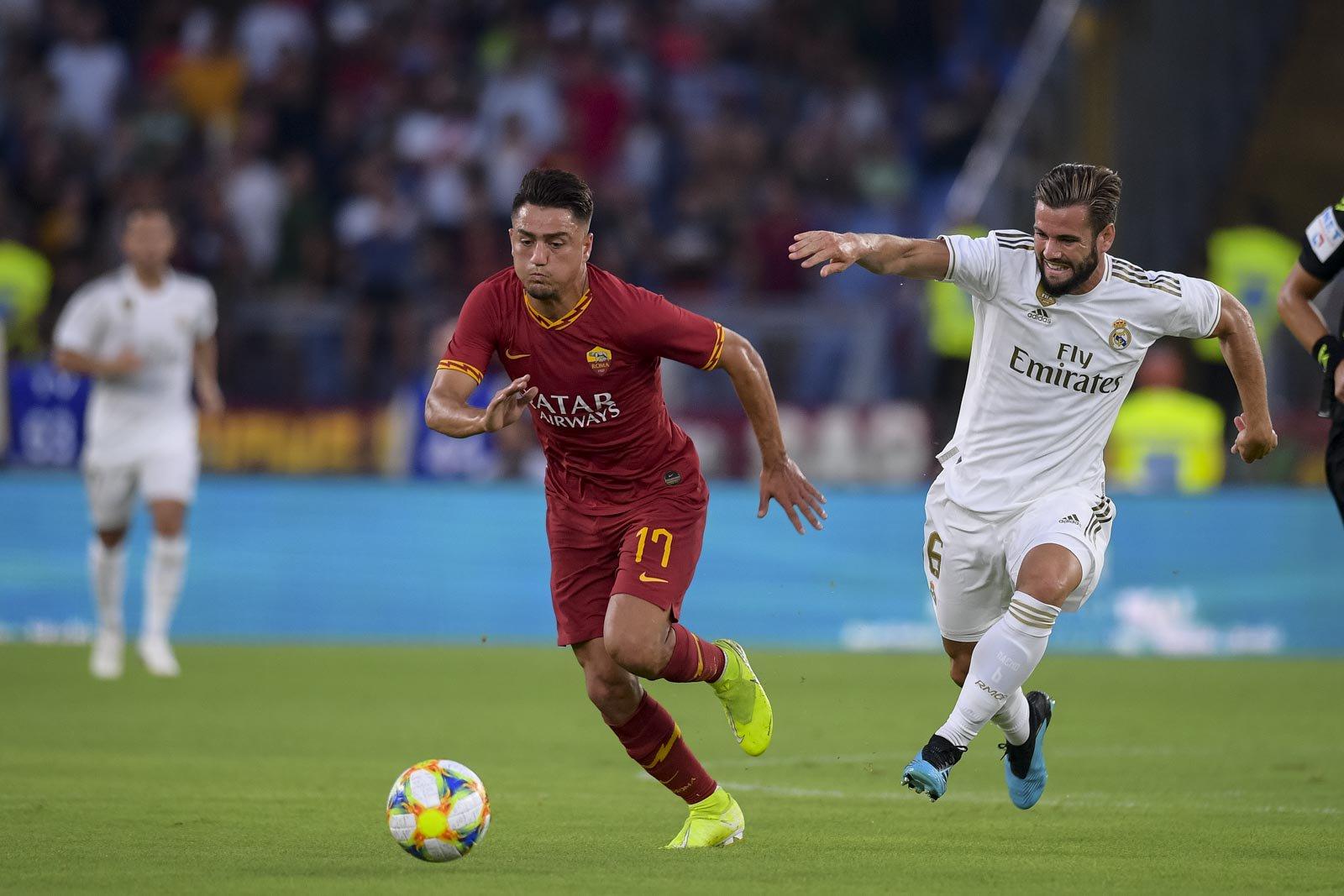 روما وريال مدريد (4)