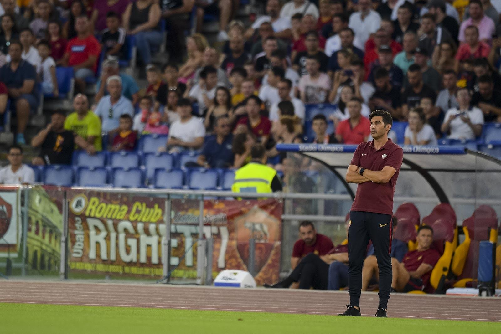 روما وريال مدريد (2)