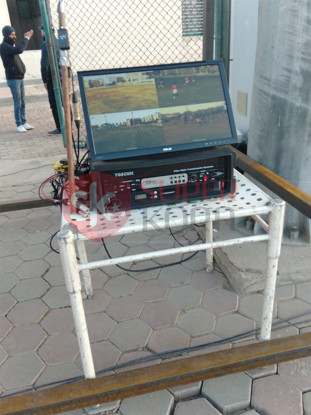 تطبيق تقنية الفيديو في الدوري المصري (6)
