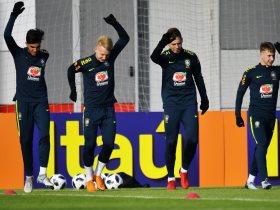 تدريب البرازيل