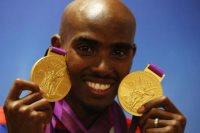 محمد فرح البطل الأوليمبي البريطاني