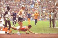 ديف ووتيل البطل الأوليمبي الأميركي