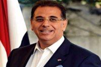 نبيل حبشي سفير مصر في تونس