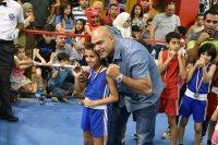 محمد علي رضا الملاكم الأولمبي المصري