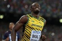 الجامايكي يوسان بولت العداء الأولمبي