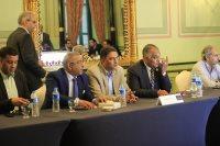 المؤتمر الصحفى للبطولة العربية