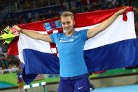 الكرواتية سارة كولاك بطلة اولمبياد ريو دي جانيرو في رمي الرمح