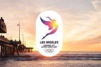 شعار أولمبياد لوس أنجلوس 2024