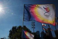 شعار ملف مدينة لوس أنجلوس الأمريكية لاستضافة أولمبياد 2024