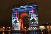شعار أولمبياد باريس 2024