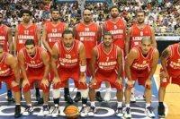 منتخب لبنان للسلة