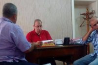 جلسة البلدية والغزل