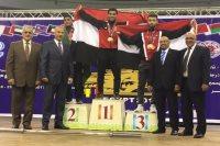 حسام مبروك بطل مصر في رفع الأثقال