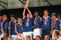 منتخب فرنسا عام 1988