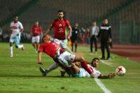 إصابة سعد سمير