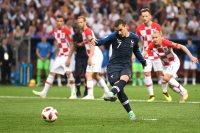 فرنسا وكرواتيا