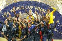 فرنسا بطل كاس العالم