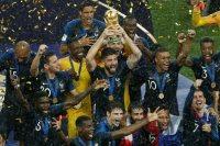 فرنسا بطلة العالم
