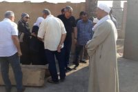 نجوم الرياضة يشاركون في جنازة مدري حراس مصر في مونديال 90