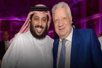 مرتضى منصور وتركى ال الشيخ