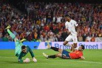 اسبانيا وانجلترا