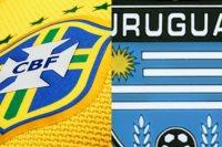 البرازيل فى مواجهة أوروجواى