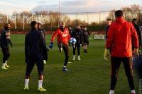 تدريب مانشستر يونايتد