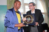 رئيس بعثة الإسماعيلي في بوروندي