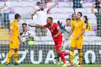 مشاهد من انتصار الأردن المثير على استراليا